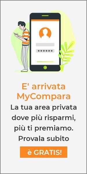 MyCompara: il risparmio a portata di click