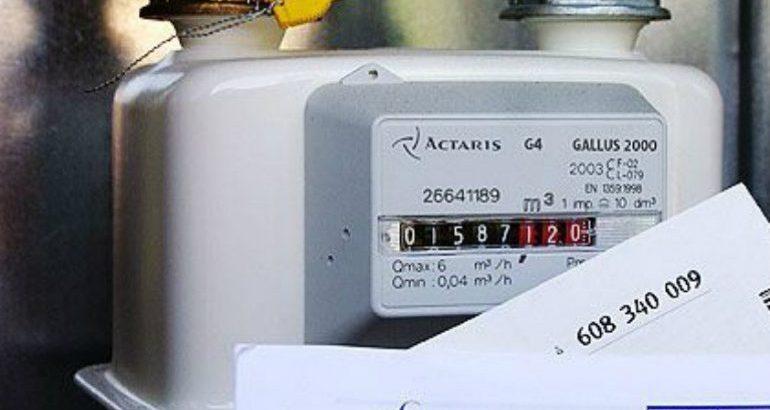 Contatore gas: differenza tra matricola e codice PDR
