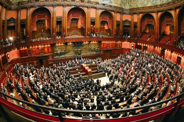 La camera dei deputati ci costa di acqua luce e gas come for Roma parlamento
