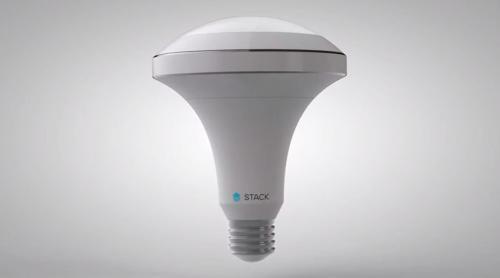 Inventata la prima lampadina a led responsive