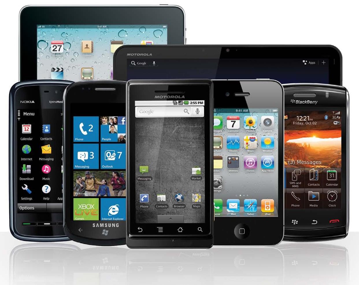 Tripudio di ricerche mobile, in calo quelle da pc