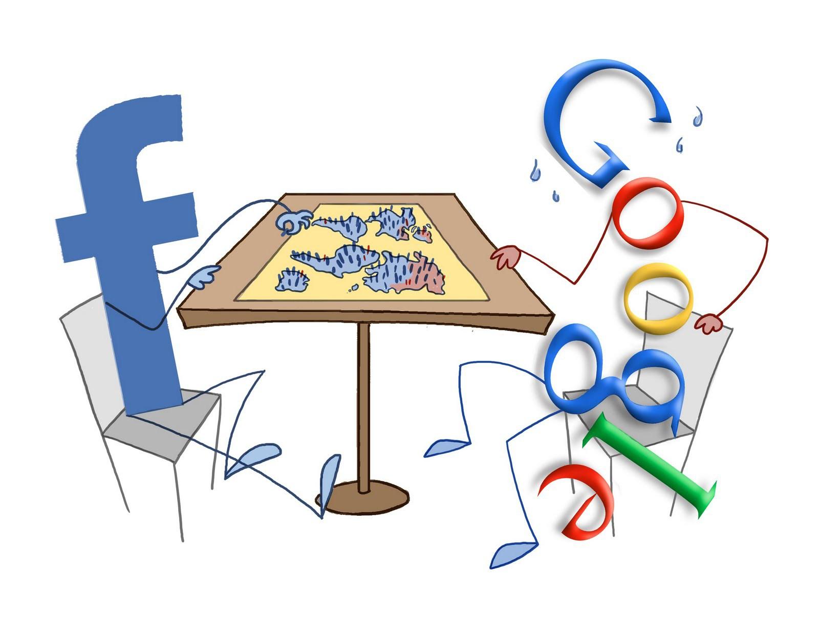 Facebook supera Google nel veicolare traffico sui siti dal contenuto editoriale