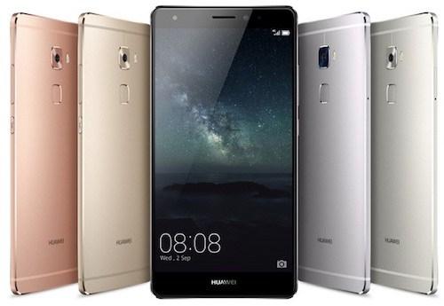 Come vincere uno smartphone Huawei Mate S con una ricarica Wind