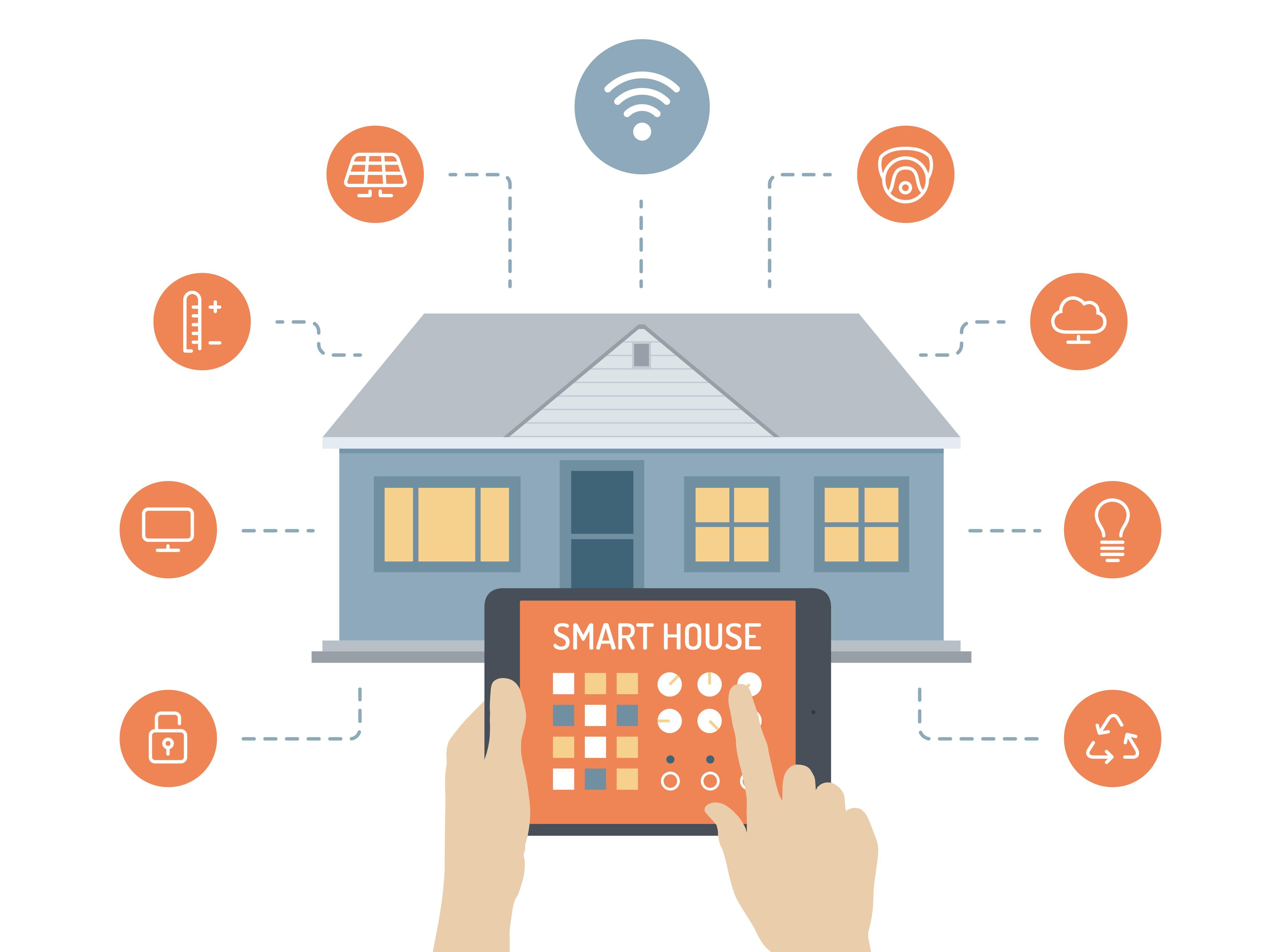 Smart home, attenzione ai termostati intelligenti