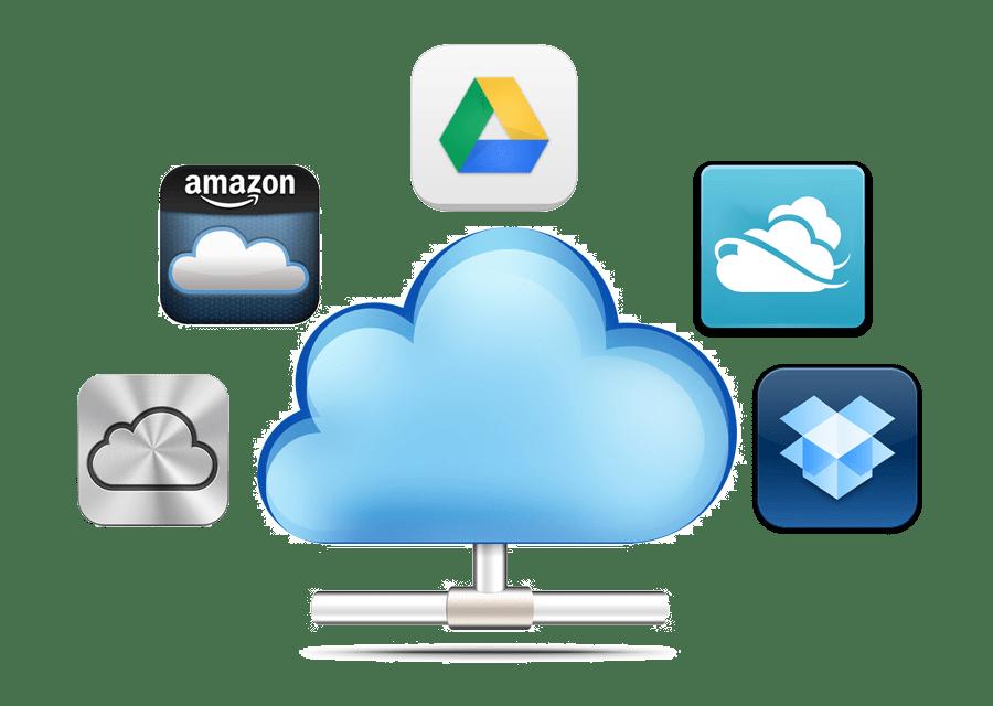 Servizi di cloud: confronto tra i maggiori operatori e il caro vecchio hard disk