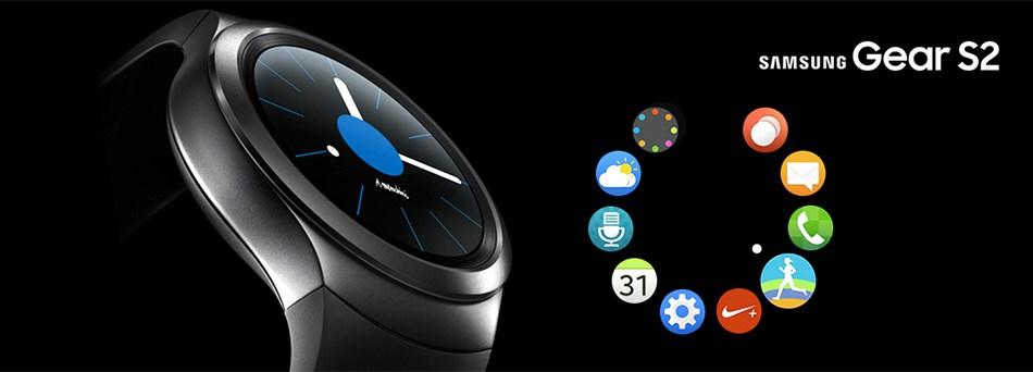 Vinci uno Smartwatch Samsung Gear S2 con Wind. Partecipa al concorso