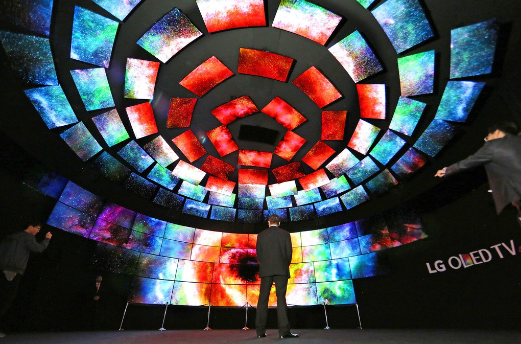 CES 2016: sono le tv smart le vere protagoniste