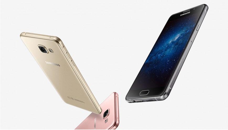 Nuovi smartphone Samsung: Galaxy A5 (2016) e Galaxy A3 (2016) le ultime novità