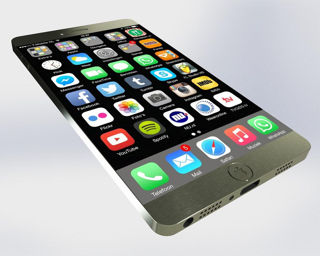 iPhone 7 blu profondo? Nuovo colore per il cellulare Apple