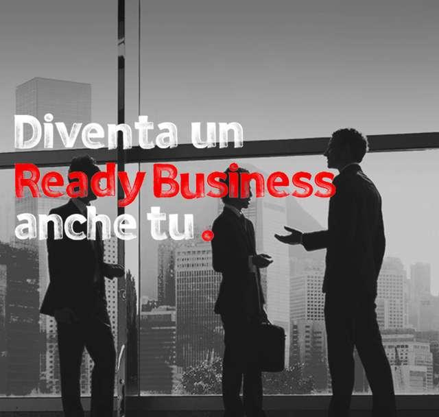 Scopri Vodafone Ready Business, il segreto del successo delle grandi aziende