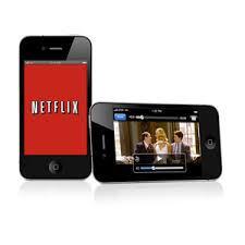 Utilizzo Netflix da dispositivi mobili: Ipod, Ipad e Iphone