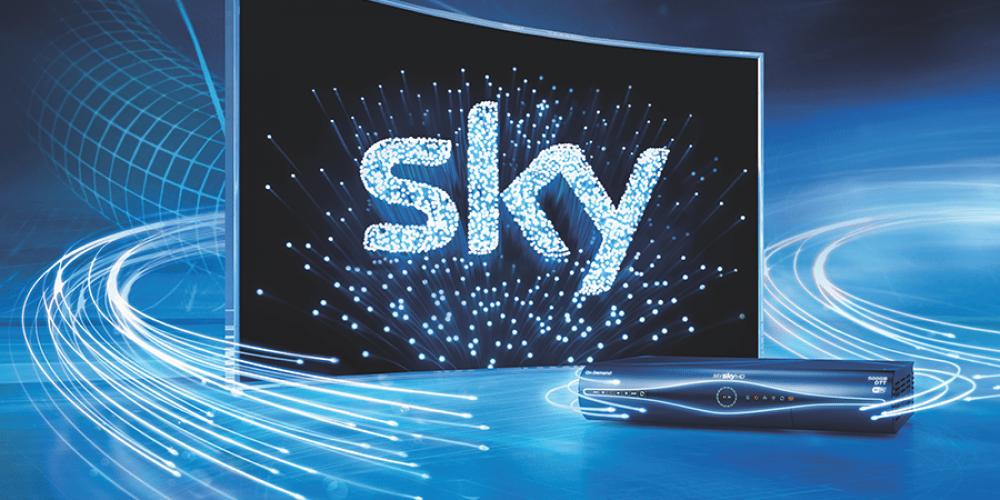 Nuovo Decoder Sky + Pro 4k, dedicato all'ultra HD
