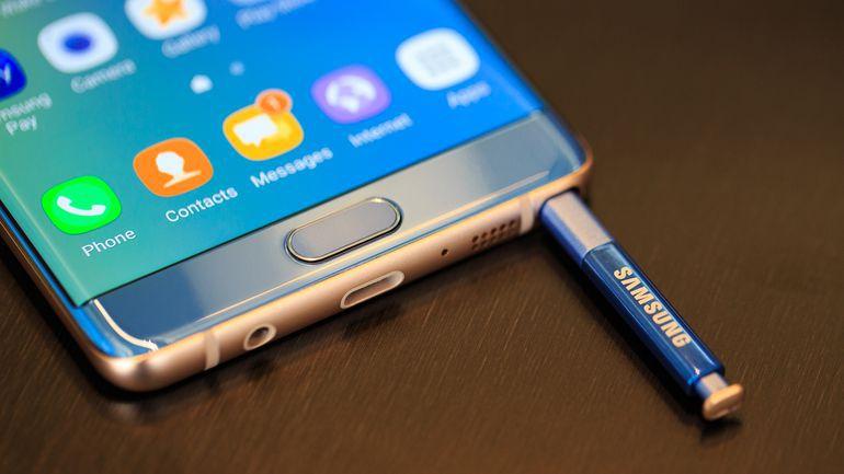 Samsung Note 7: arriva l'aggiornamento anti-esplosione