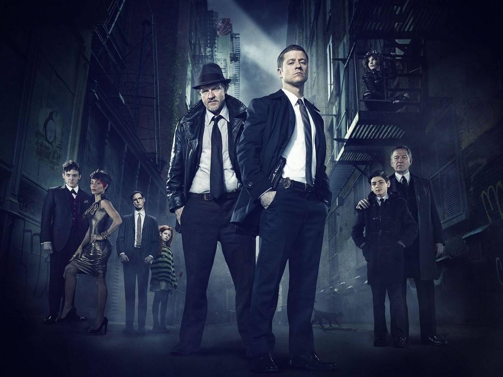 Dove vedere la serie TV Gotham 3