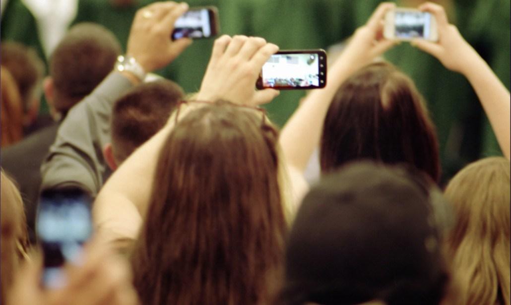 Connessione Internet Sicura: lo smartphone