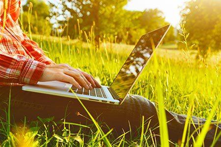 Soluzioni Internet senza ADSL: Internet satellitare