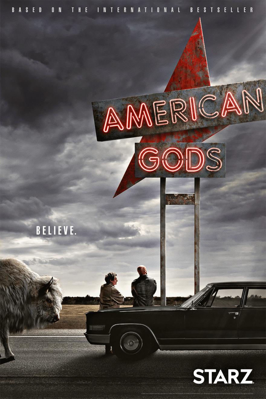 Dove vedere American Gods. Trama, cast e personaggi