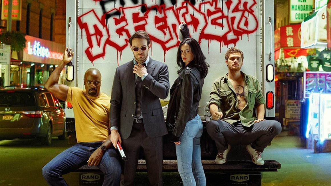 Serie Tv Netflix-Marvel: The Defenders uscita, cast e trama