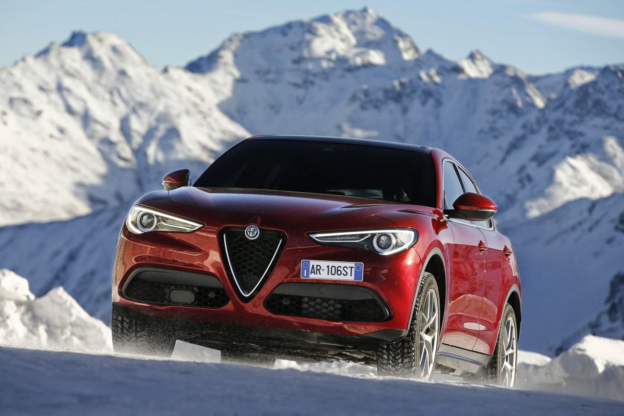 SUV Alfa Romeo: Stelvio – due o quattro ruote motrici?