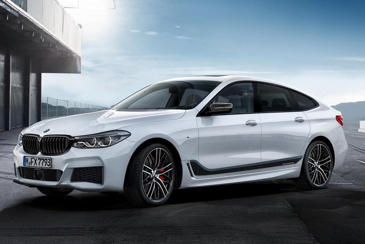 BMW Serie 6 GT 2017, arriva il pacchetto M Sport