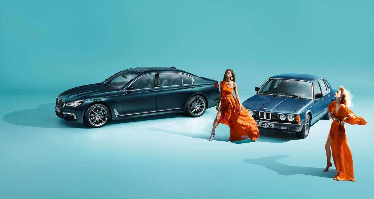 "BMW Serie 7 ""40 Years Edition"": lusso, eleganza e dinamismo"