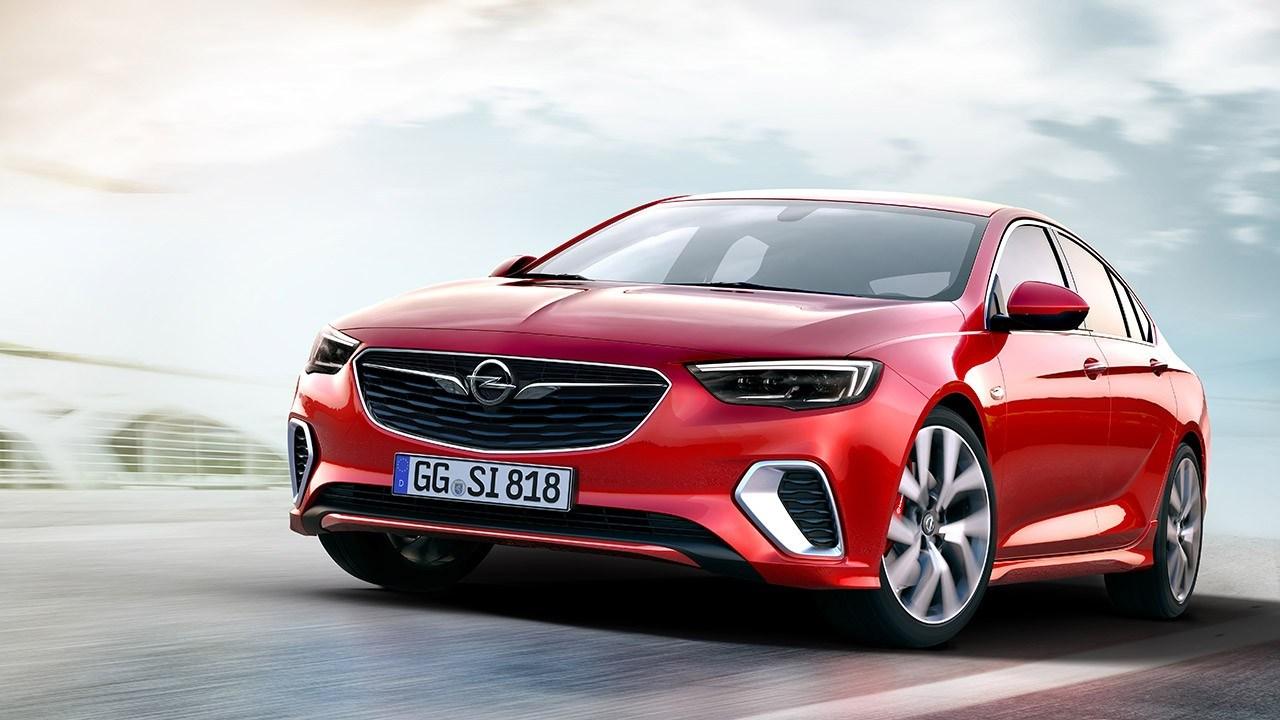 Opel Insignia GSi: 2.0 Turbo da 260 CV in 33 anni di storia