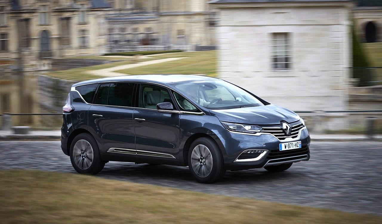 Renault Espace MY 2017: ora con motore TCe da 225 CV