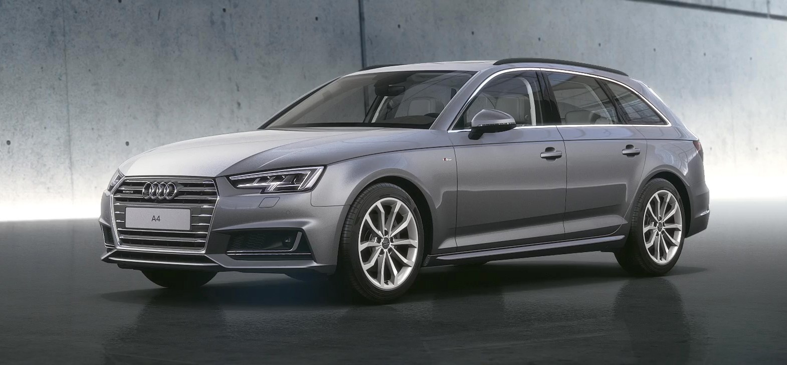 Noleggio a lungo termine: avere una Audi in garage…