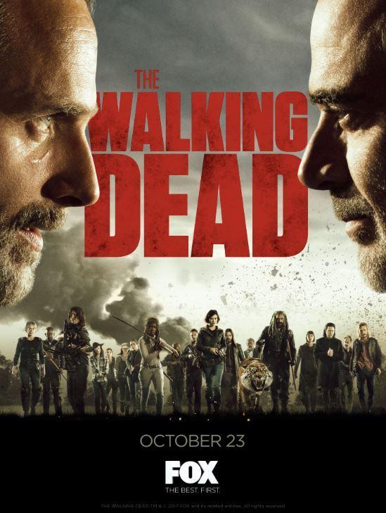 The Walking Dead 8: dove vederlo, uscita e anticipazioni