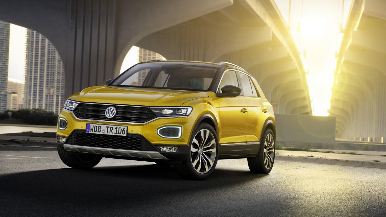 Volkswagen T-Roc: il SUV… che mancava