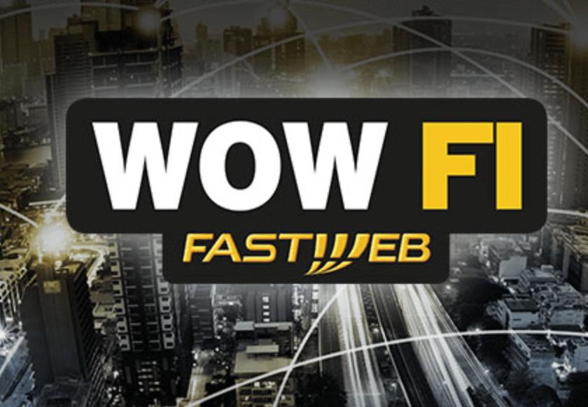WOW FI Fastweb come funziona