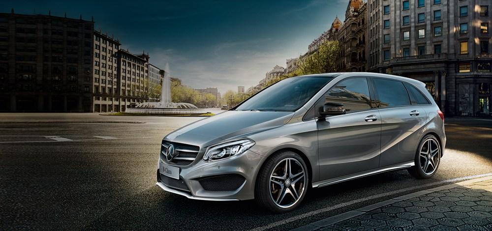 Mercedes-Benz Classe B: la giusta via di mezzo