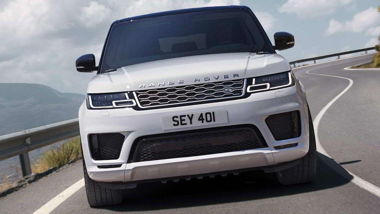 Range Rover Sport: il SUV in versione ibrida plug-in