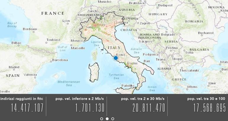 Broadband map: BBmap, l'app dell'AgCom per la copertura in Italia