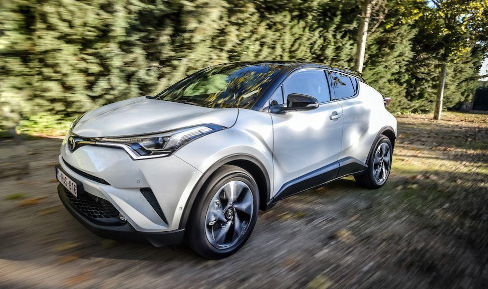 Toyota C Hr Ecco Il Nuovo Allestimento Trend Ora 232