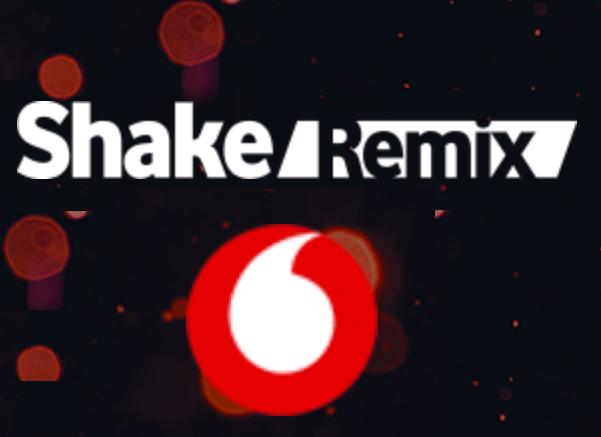 Vodafone Shake Remix: la tariffa flessibile per i giovani