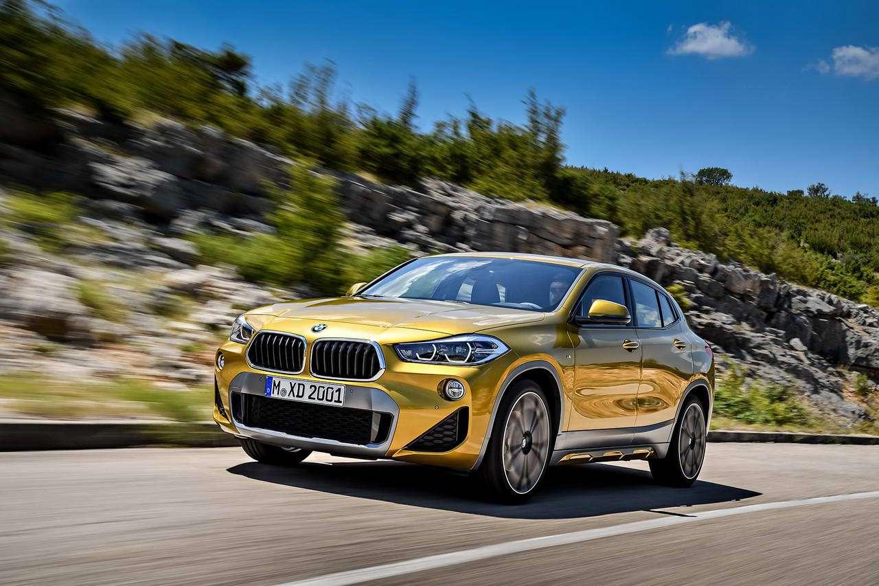 BMW X2: presentato il SUV compatto, disponibile a trazione anteriore o integrale