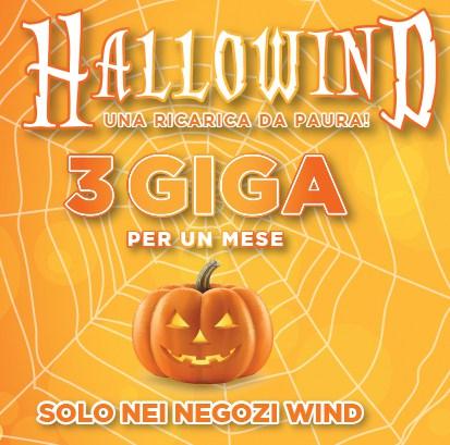 Giga Wind in promozione Halloween fino al 19 novembre