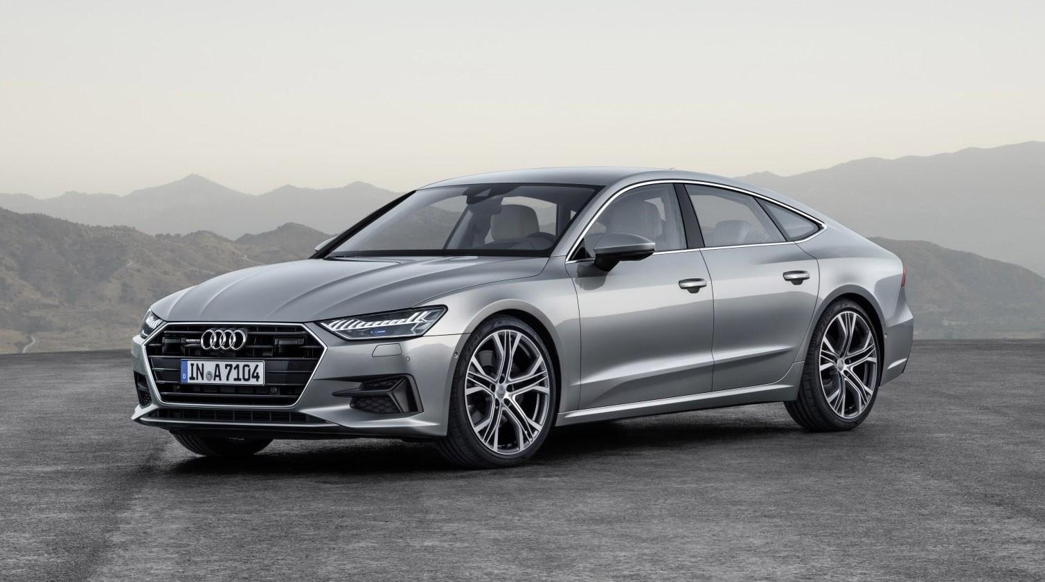 Audi A7 Sportback: sempre più tecnologica, vanta i nuovi fanali laser