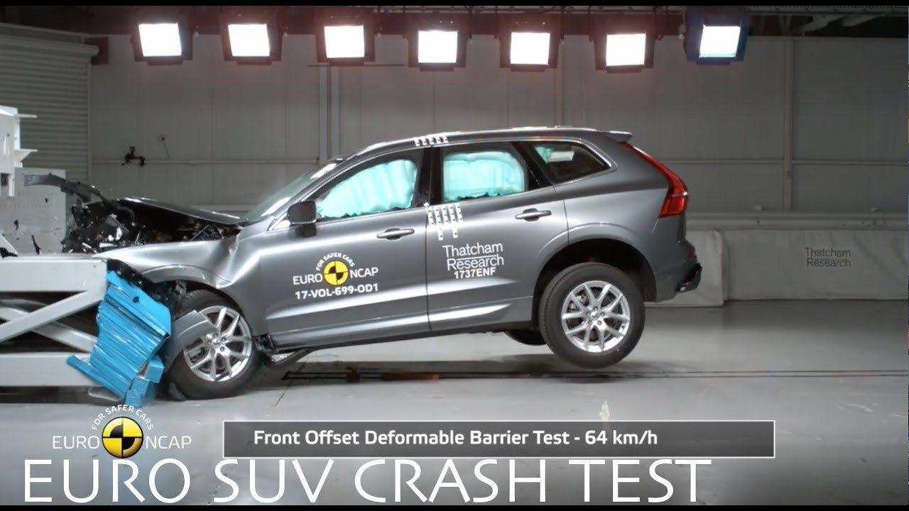 Crash-Test EURO NCAP 2017: i nomi delle vincitrici. Sicurezza al top!