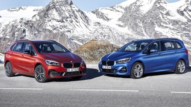BMW Serie 2 Active Tourer e Gran Tourer: sapienti ritocchi, non solo estetici