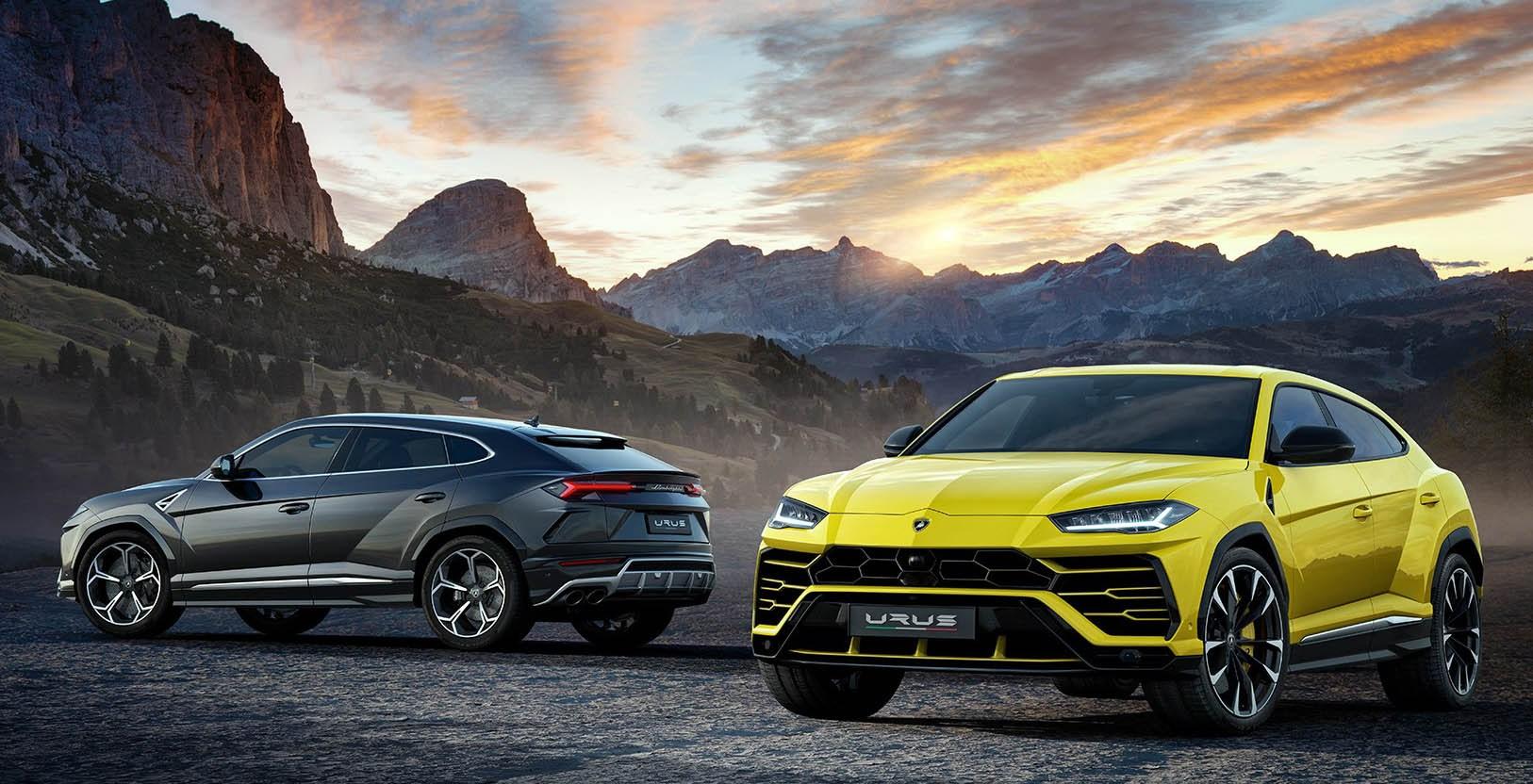 Lamborghini Urus: il SUV più potente mai costruito!