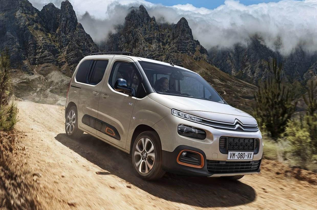Citroën Berlingo 2018: la Multispazio francese è ora proposta in due versioni, M e XL