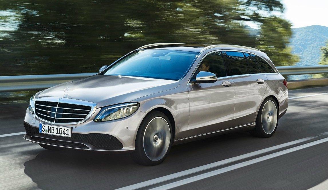Mercedes-Benz Classe C: più tecnologica e simile alla ammiraglia S