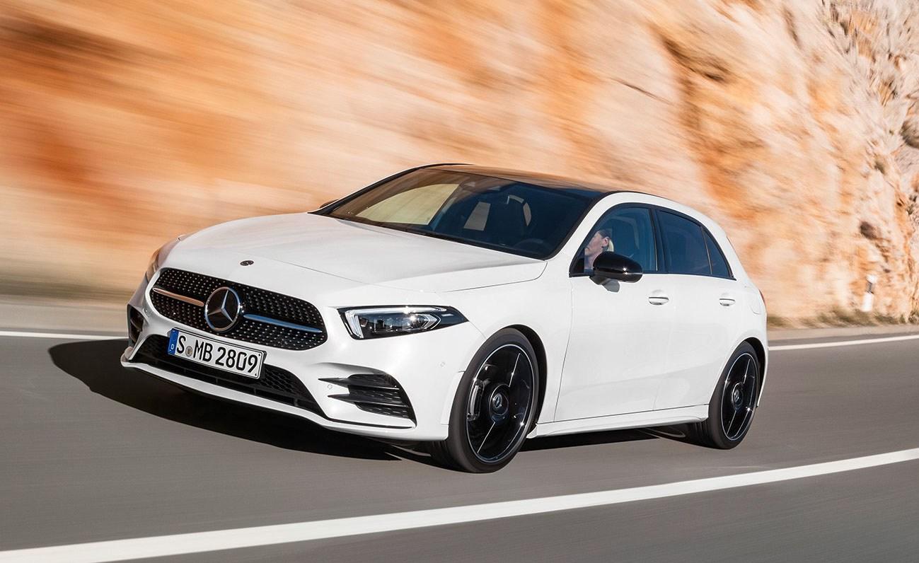 Mercedes-Benz Classe A 2018: evoluzione totale