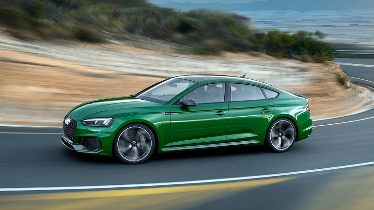 Audi RS 5 Sportback: ora berlina e… più potente!
