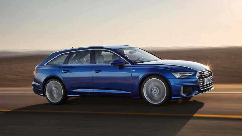Audi A6 Avant: spazi infiniti per la nuova SW tedesca