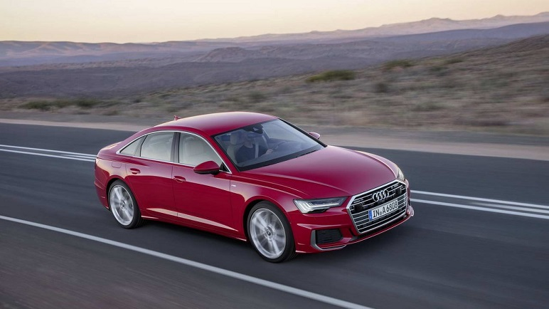 Audi A6: cresce a livello tecnologico, arriva il Mild Hybrid