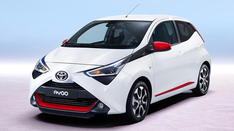 Toyota Aygo 2018: cambia appena il design. Novità per i motori