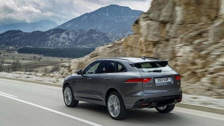 Jaguar F-Pace 2019: caratteristiche